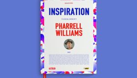 Pharrell Writes His First Ever Social Book, Called Inspiration!