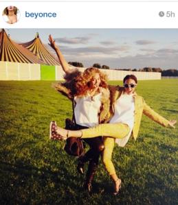 Beyonce-Solange-Instagram-2