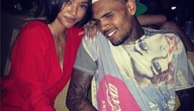 """Chris Brown Really Feeling Like """"These Girls Ain't Loyal"""" Now"""