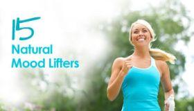 15 Natural Mood Lifters