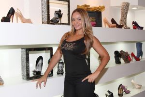 Dulce Shoes & VH1's Evelyn Lozada Celebrate The Hotness Of Georgina Goodman