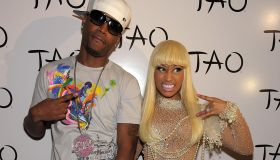 Nicki Minaj Celebrates Her Birthday At TAO Las Vegas