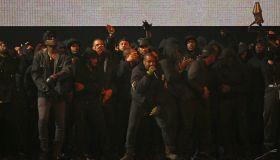 Kanye West Britt Awards Performance 2015