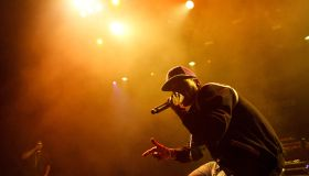Big Sean Performs At The Club Nokia