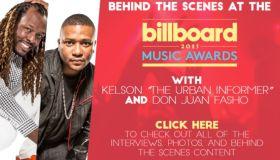 Donjuanfasho & Kelson Behind The Scenes BBMAS In VEGAS