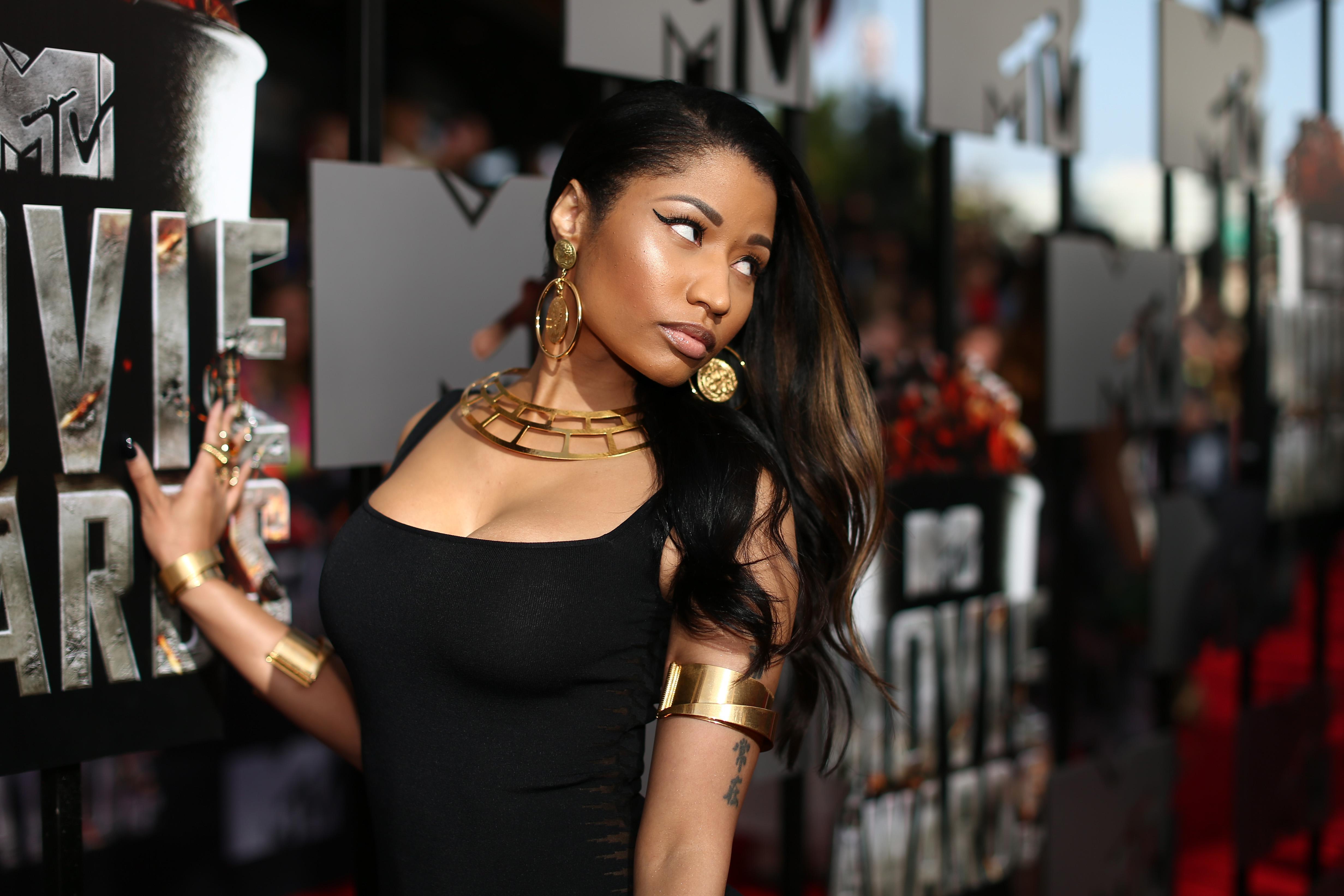 2014 MTV Movie Awards - Red Carpet