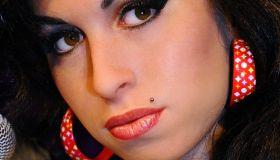 Amy Winehouse - Waxwork Unveiling
