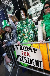 New York City Hosts Annual St. Patrick's Day Parade