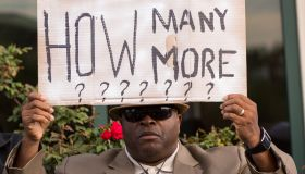Activists Hold Rally Protesting Police Shooting Death Of Walter Scott In North Charleston