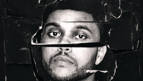 The Weeknd album cover