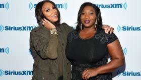 Celebrities Visit SiriusXM Studios - October 2, 2015