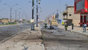 Two suicide bombers die in Kirkuk