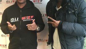 donjuanfasho & Shawn Wayans