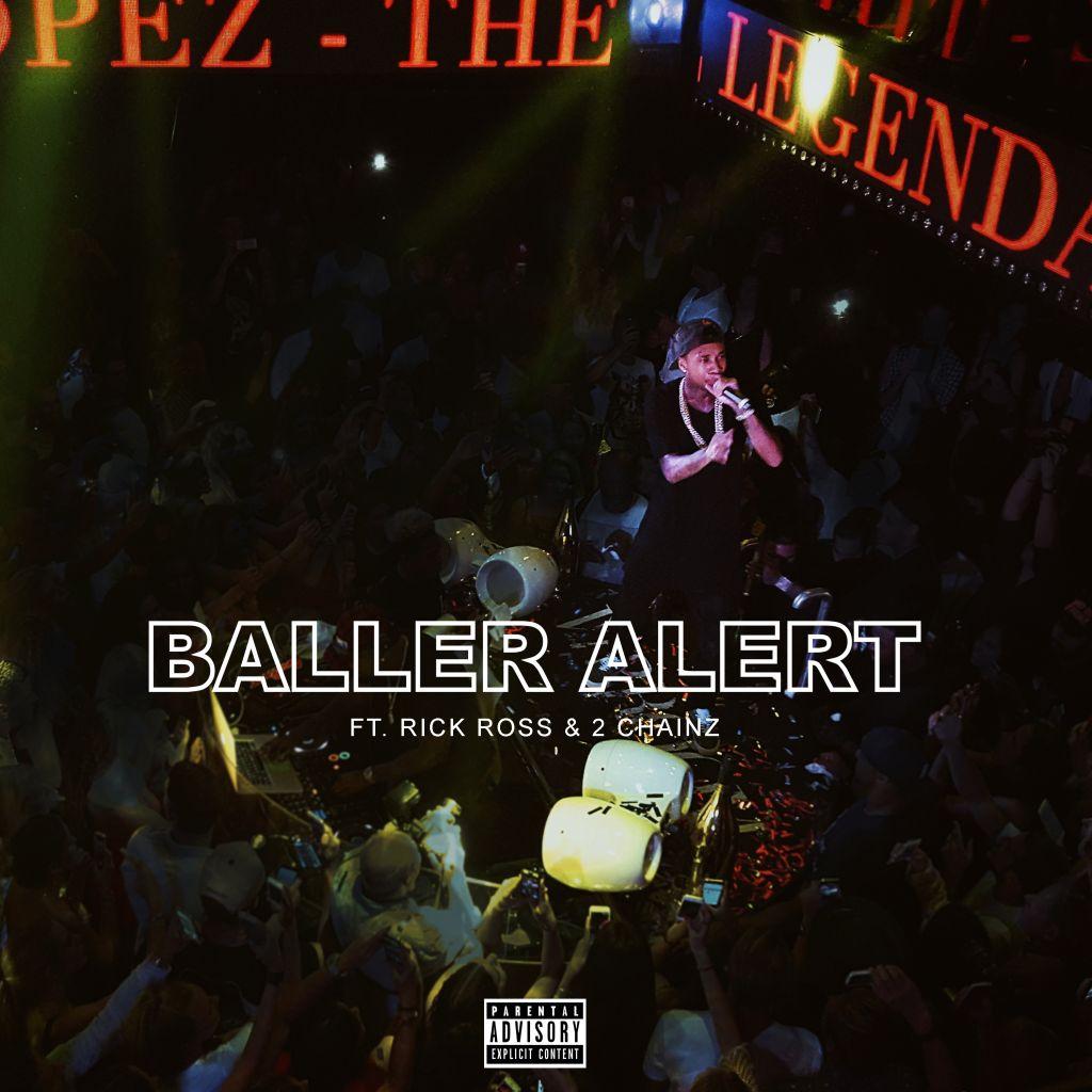 Tyga Baller Alert