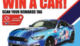 Circle K Mustang Giveaway