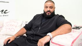 DJ Khaled Visits Music Choice