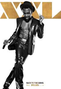 Childish Gambino Magic Mike XXL Poster