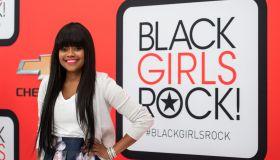 2015 Black Girls Rock! - Arrivals