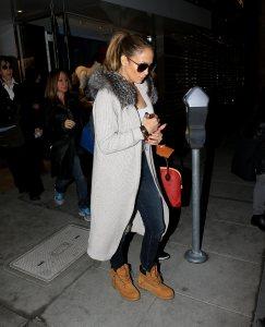Celebrity Sightings In Los Angeles - December 22, 2016