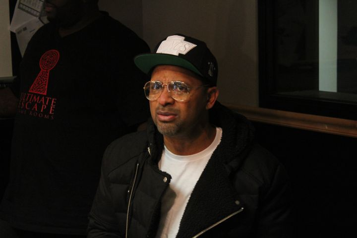 Mike Epps Visits The Wiz