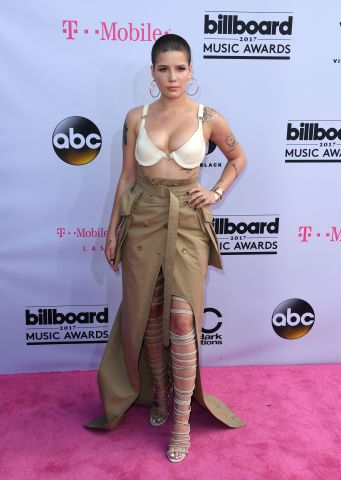 ENTERTAINMENT-US-MUSIC-BILLBOARD-AWARDS-ARRIVALS