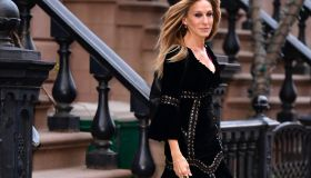 Celebrity Sightings in New York City - April 19, 2018