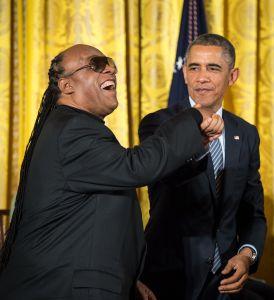USA - President Obama presents the Presidential Medal of Freedom