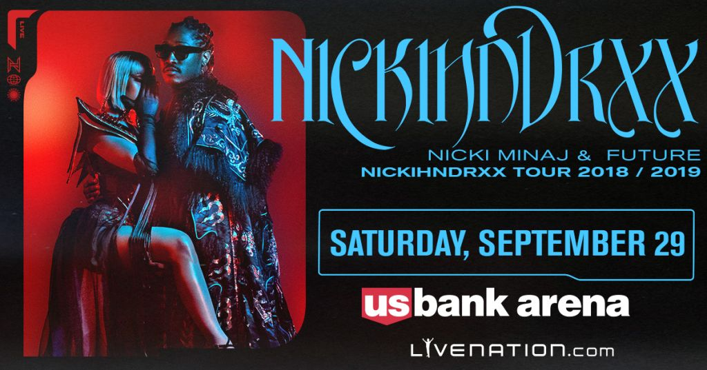 NICKI MINAJ & FUTURE: NICKIHNDRXX TOUR