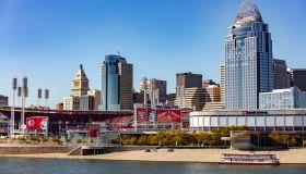 Cincinnati - Looking back
