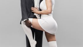 Kylie Jenner, Travis Scott For GQ