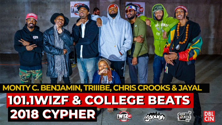 The WIZ Freestyle Friday Cypher