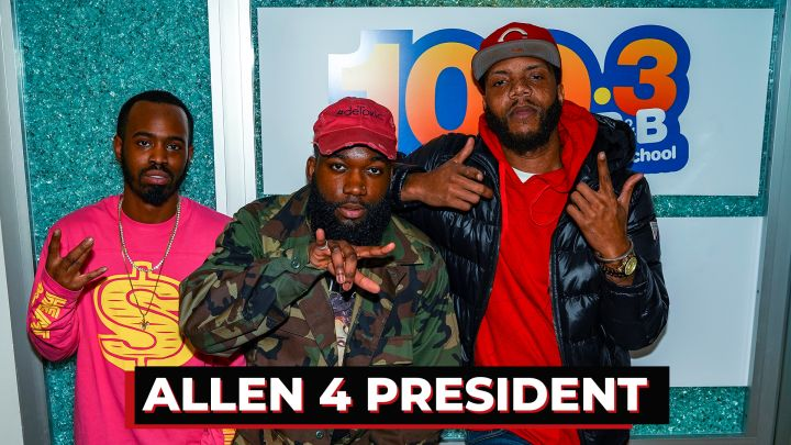 Freestyle Friday @Allen4President