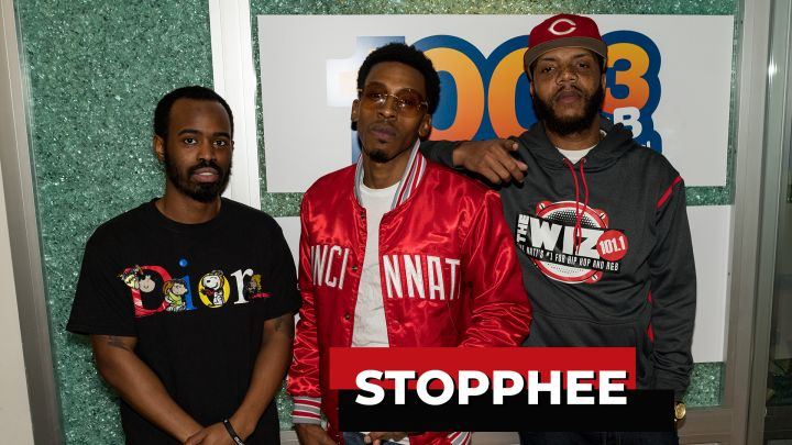 WIZF Freestyle Friday with DJ J.Dough Feat. Stophee