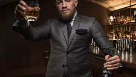 Conor McGregor launches whiskey brand