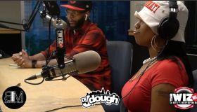 The WIZ Freestyle Friday with DJ J. Dough Featuring NeeNee Babi
