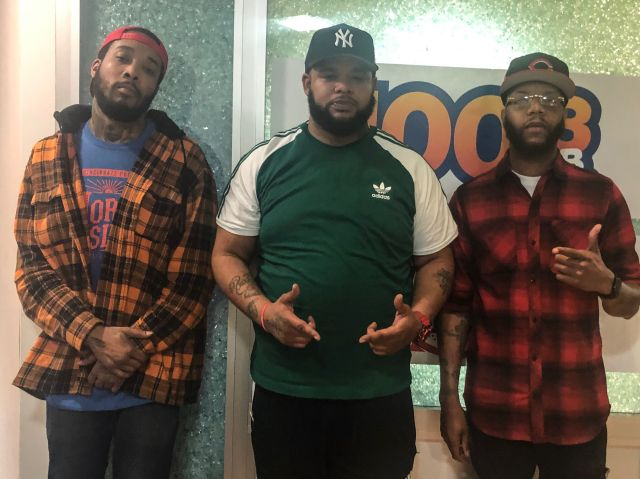 101.1 The WIZ #WizFreestyleFriday Featuring Vic Gotti