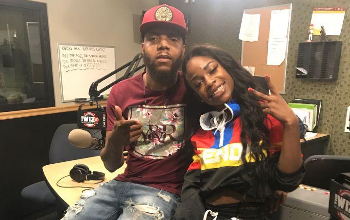 The Wiz Freestyle Friday W/ DJ J.Dough Feat. Messy Jewelz