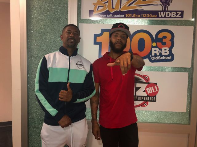101.1 The WIZ Presents Freestyle Friday with DJ J. Dough ft. Aron Stacco