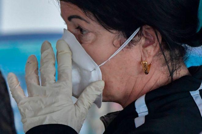 PANAMA-CHINA-HEALTH-VIRUS-CORONAVIRUS-19