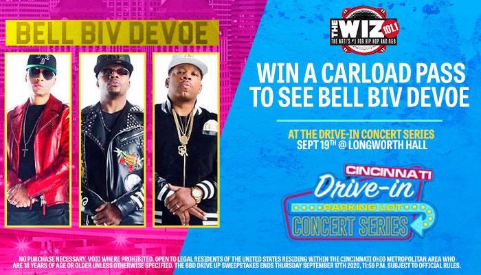 BBD Drive Up Concert Ticket Giveaway_RD Cincinnati_September 2020