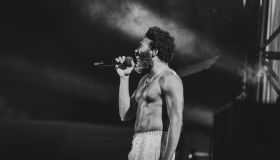 Childish Gambino At Broccoli City Festival
