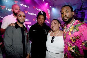 Jay Z, Swiss Beats, Meek Mill Super Bowl LIV