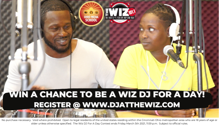 WIZF Ohio Media School DJ for a Day (revision)