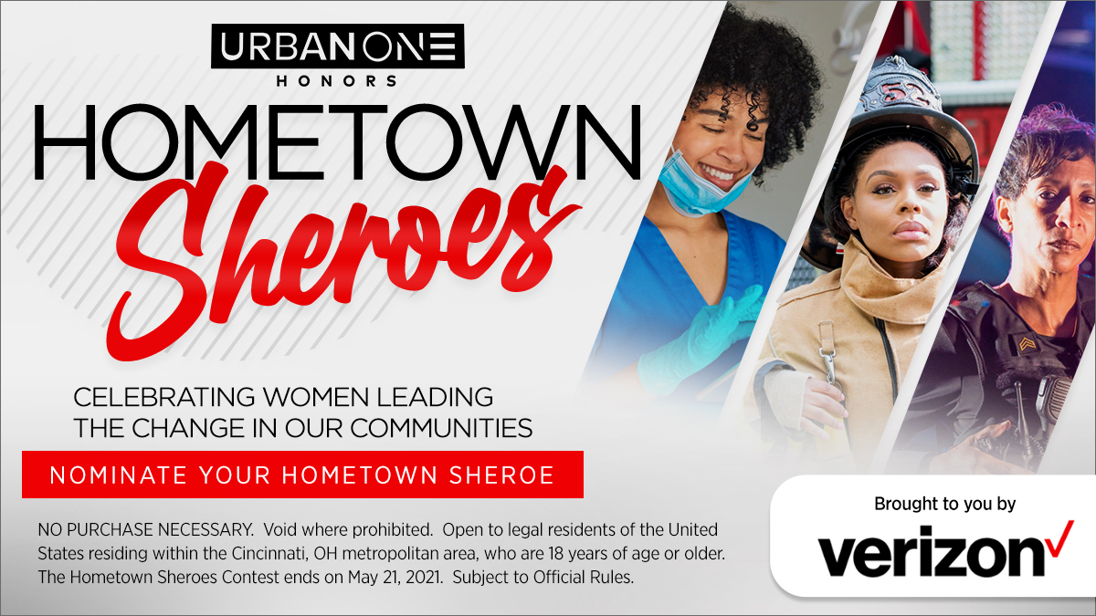 Cincy Nominate Your Hometown Shero As We're Celebrating Women Leading Change In Our Communities!