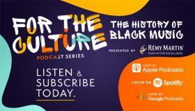 Black Music Month Remy Sponsorship