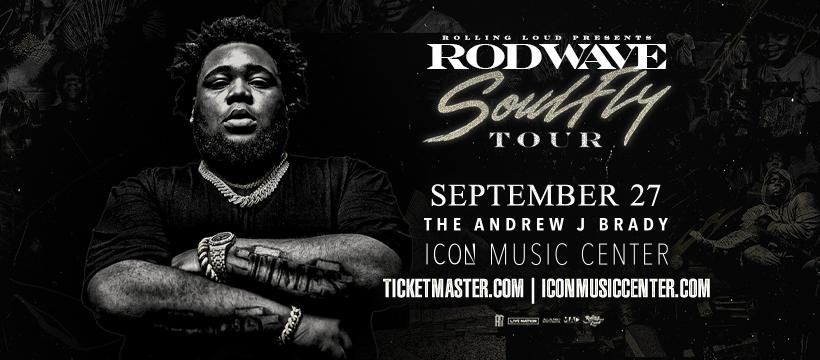 Rod Wave Soul Fly Tour Cincinnati