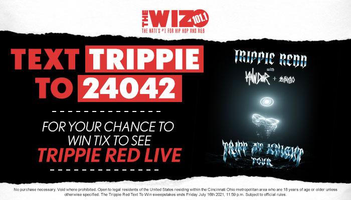 Trippie Red Week Graphic