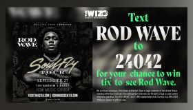 Rod Wave Contest Graphic WIZF