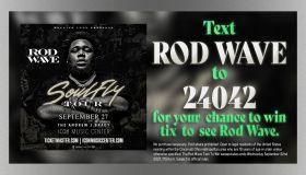 ROD WAVE - CONTEST 091721